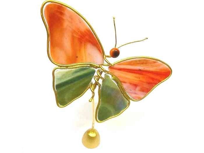 """Γλυπτό """"πεταλούδα"""""""